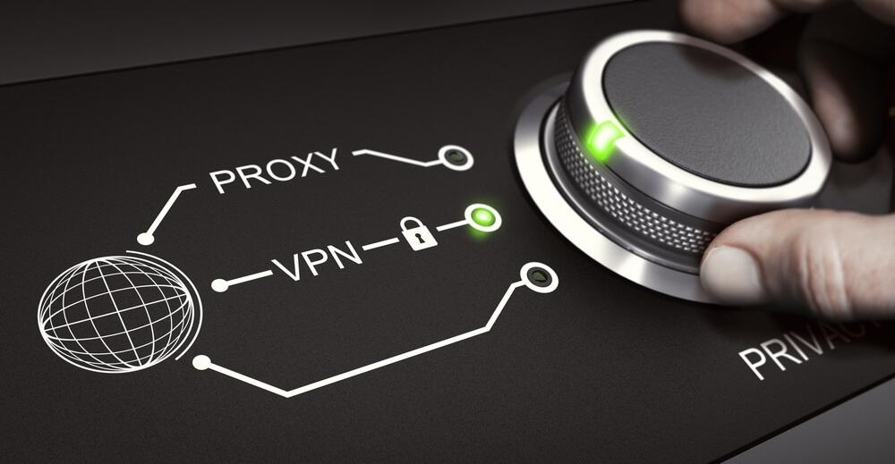 Skjul din IP-adresse
